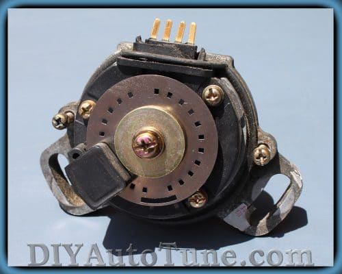 U00bb 50 Mm Optical Trigger Wheel For Nissan Sr20det Or Ka24de