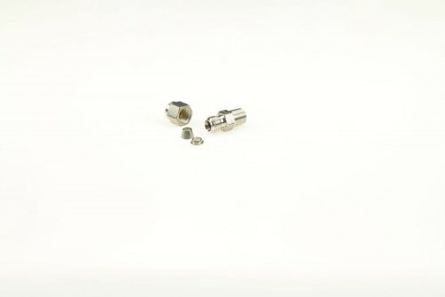 """Stainless Steel EGT 1/8"""" NPT Compression Fitting"""