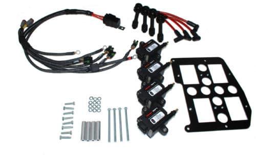 MaxSpark kit with components