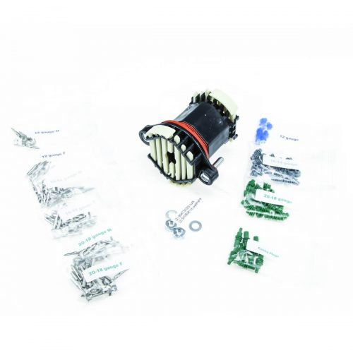 Weather Pack 22 Position Bulkhead Connector Kit