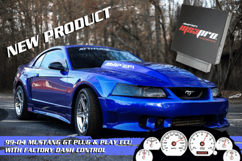 MS3Pro Plug and Play for 1999-2004 V8 Mustang