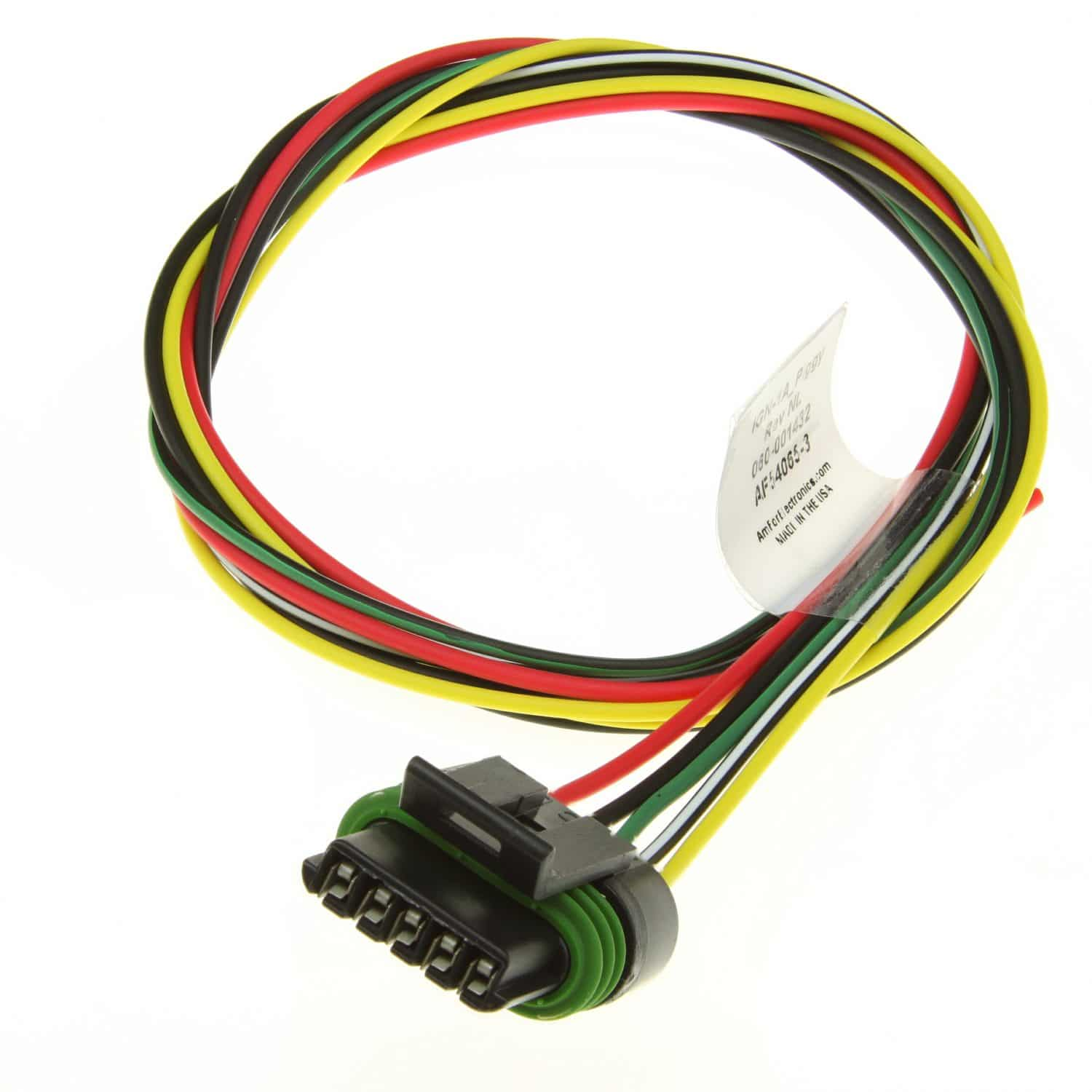 5 Pin Connectors & Wiring Components
