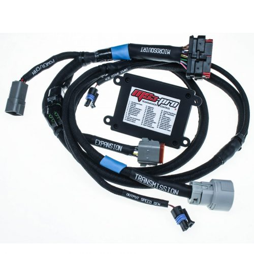 ampefi transmission controller with 4l60e subharness